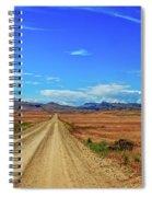 Owhyee Desert Spiral Notebook