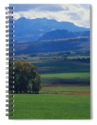Owl Pass Uncompahgre National Forest Co Spiral Notebook
