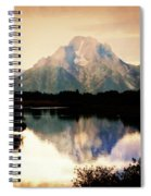 Oxbow Bend 14 Spiral Notebook