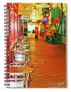 Oxford Covered Market Hdr Spiral Notebook