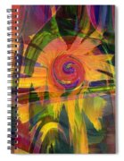 Oz And Poppies Spiral Notebook