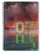 OZ Spiral Notebook