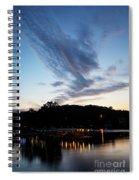 Ozark Sunrise 6 Spiral Notebook
