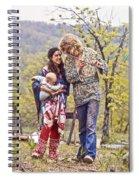 Ozarks Commune Spiral Notebook