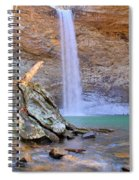 Ozone A 90 Foot Waterfall Spiral Notebook