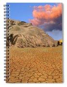 Ozymandias Spiral Notebook