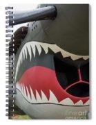 P-40 Warhawk - 2 Spiral Notebook