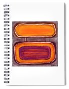 P B And J II Spiral Notebook