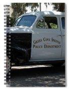 P D Cruiser Spiral Notebook