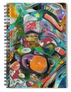 Dreaming In Color Spiral Notebook