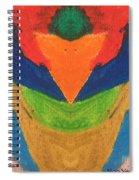 Woman Wisdom Spiral Notebook