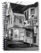 P-town Lobster Pot Spiral Notebook