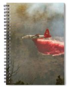 P2v In Ferguson Canyon Spiral Notebook