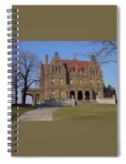 Pabst Mansion Photo Spiral Notebook