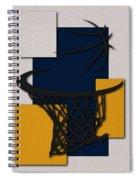 Pacers Hoop Spiral Notebook