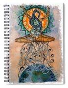 Pacha Mama Spiral Notebook