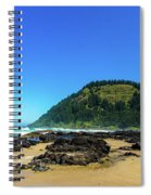 Pacific Beach Spiral Notebook