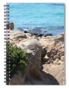 Pacific Blue Spiral Notebook