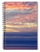 Pacific Colors Spiral Notebook