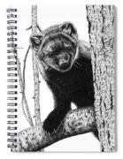 Pacific Fisher Spiral Notebook