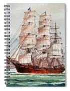 Pacific Fleet Spiral Notebook