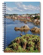 Pacific Grove, Ca Spiral Notebook