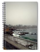Pacific Grove California Usa Spiral Notebook