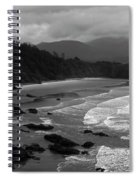Pacific Ocean Moody Scenic Spiral Notebook