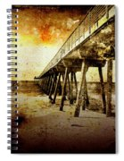 Pacific Pier Spiral Notebook