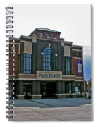 Pack Place Asheville Spiral Notebook