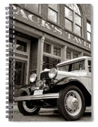 Pack's Tavern Nostalgia Spiral Notebook