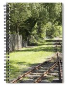 Padarn Lake Railway Spiral Notebook