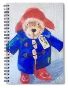 Paddington Bear Spiral Notebook