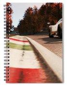 Pagani Huayra - Monza 2 Spiral Notebook
