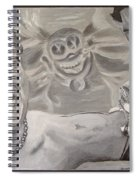 Pain Spiral Notebook