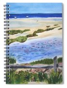Paines Creek  Spiral Notebook