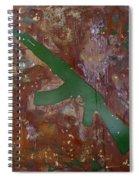 Paint 2 Spiral Notebook
