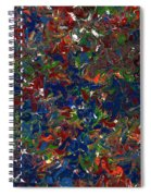 Paint Number 1 Spiral Notebook