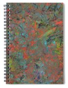 Paint Number 17 Spiral Notebook