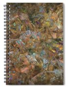 Paint Number 18 Spiral Notebook