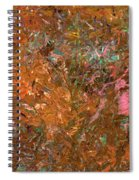 Paint Number 19 Spiral Notebook