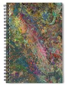 Paint Number 27 Spiral Notebook