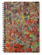 Paint Number 33 Spiral Notebook