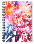 Paint Party Spiral Notebook