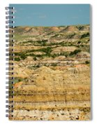 Painted Canyon Spiral Notebook