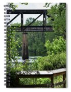 Painted Congaree Four Spiral Notebook