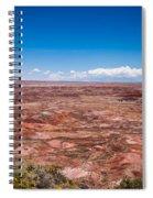 Painted Desert #10 Spiral Notebook