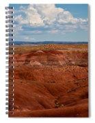 Painted Desert #4 Spiral Notebook