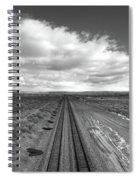 Painted Desert 5 Spiral Notebook