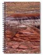 Painted Desert #7 Spiral Notebook